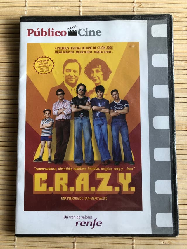 DVD Película Crazy