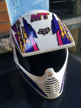 Casco de moto de motocross MT Cross Off Road