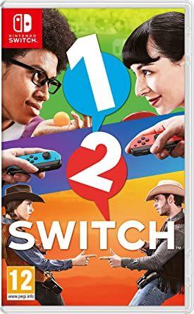 Juego Nintendo Switch 1-2 Switch