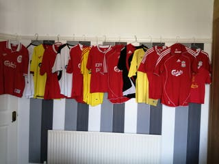 liverpool football shirts