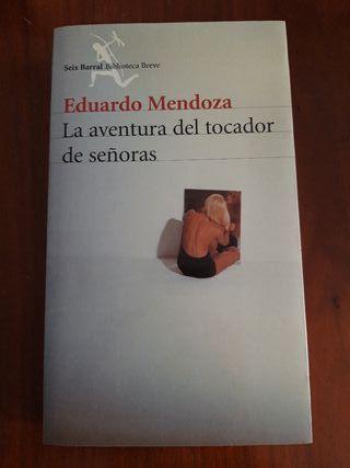 Aventura del tocador de señoras Eduardo Mendoza