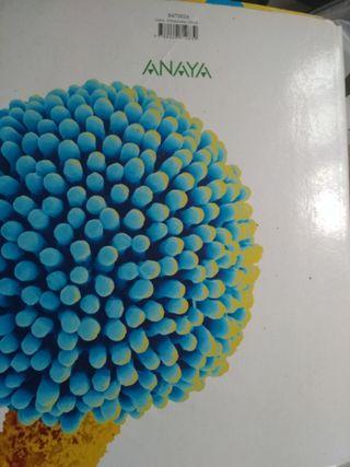 libro de biología de segundo de bachillerato