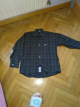Camisa niño talla 10