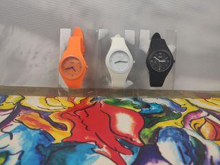 trio de relojes ohla nuevos