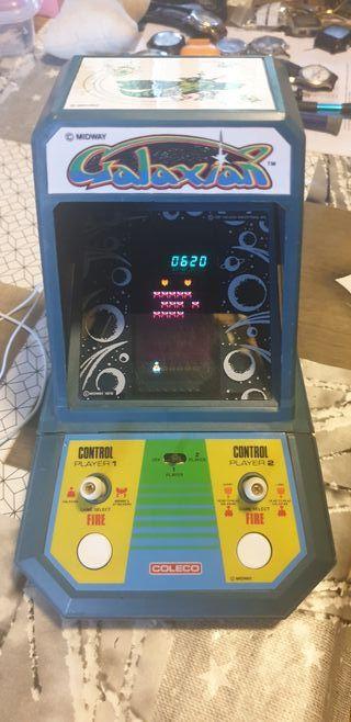 arcade galaxian coleco 1980 restaurada