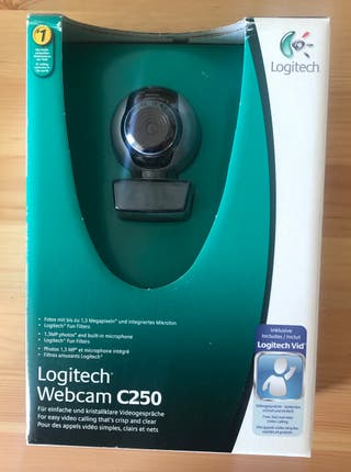 Webcam C250 Logitech