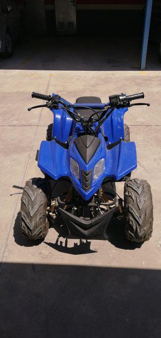 quad infantil 110cc