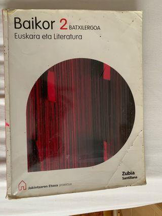 Libro euskera 2 Bach