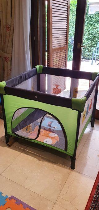 parque infantil bebés niños