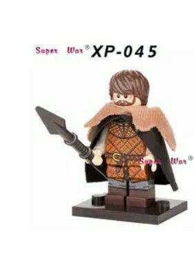figura robb Stark juego de tronos