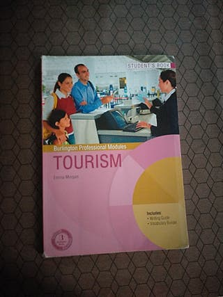 libro ingles tourism burlington