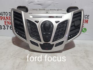 SISTEMA AUDIO RADIO CD DE FORD FOCUS LIM. (CB8)
