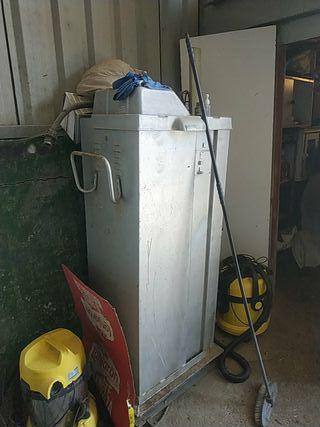 Aspiradora lavadero fija