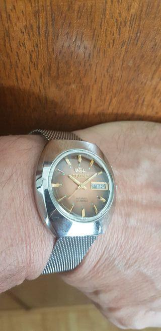 Reloj Orient vintage automático todo original.