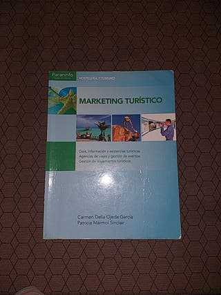 libro marketing turistico