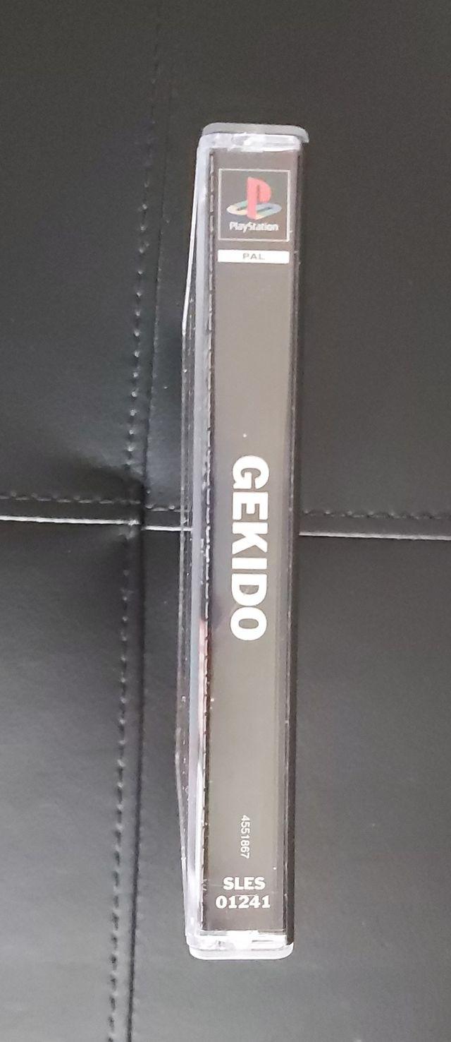 GEKIDO Para PS1