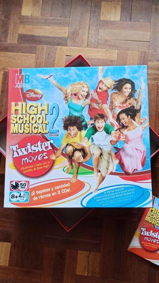 Twister High School Musical