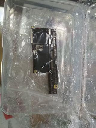 Placa base desbloqueada iPhone X