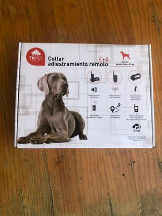 Collar de entrenamiento/ adiestramient para perros