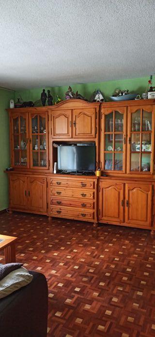 Muebles de salón de pino
