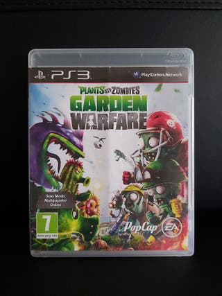 PLANTS VS ZOMBIES Garden Warfare Para PS3