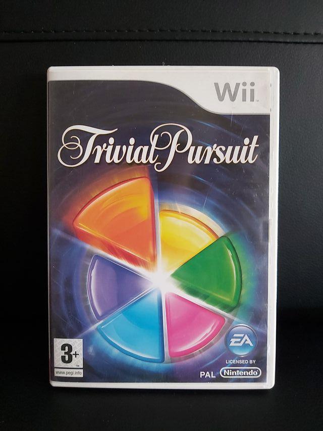 TRIVIAL PURSUIT Para WII