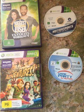 Juegos para Kinect Xbox