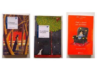 Libros de lectura Cuarto Primaria 4º EP