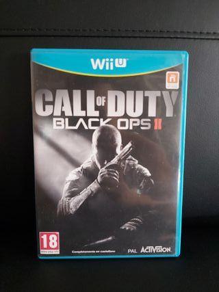 CALL OF DUTY BLACK OPS III Para WII U