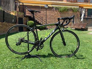 bicicleta bh de carbono