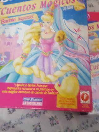 pc barbie cuentos magicos