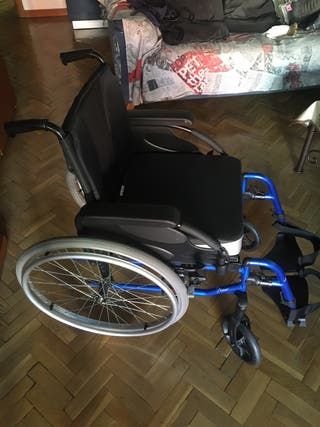 Silla de ruedas Invacare, modelo Action 3 NG, 2019