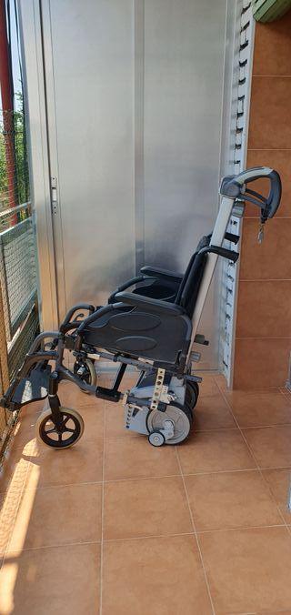 silla de ruedas scalamobil.
