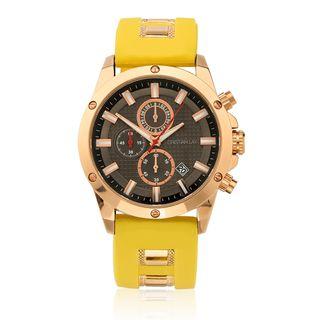 Reloj Perfect Match Yellow
