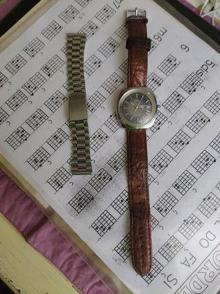 Reloj automático vintage Timex
