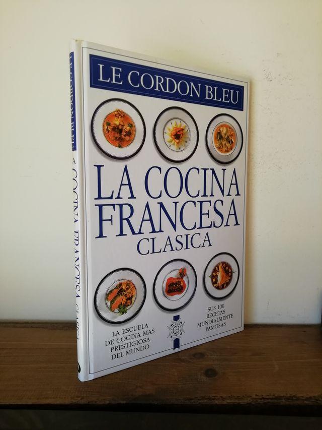 La Cocina Francesa Clásica Le Cordon Bleu De Segunda Mano Por 6 En Barcelona En Wallapop