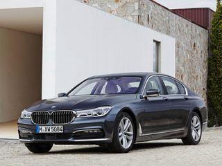BMW Serie 7. BMW 7 VI (G11/G12) 750i xDrive