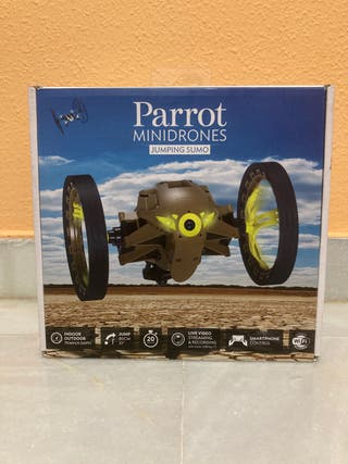 Mini Parrot Drone Jumping Sumo