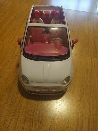 Fiat 500 de la Barbie