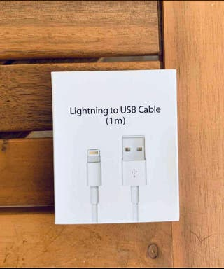 Cable usb carga Apple