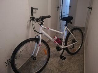 bicicleta mujer talla S