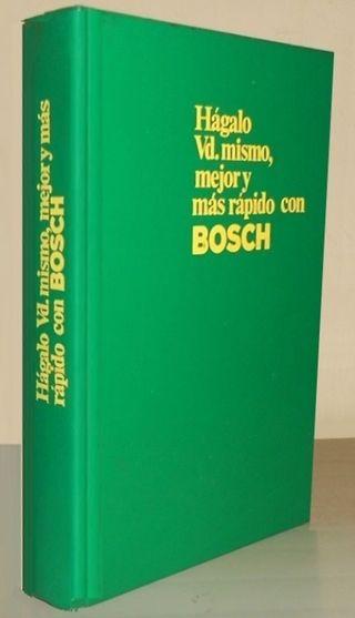 BOCH. LIBRO DE LOS AÑOS 70. HERRAMIENTAS.