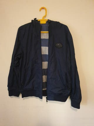 Bomber reversible hombre Springfield