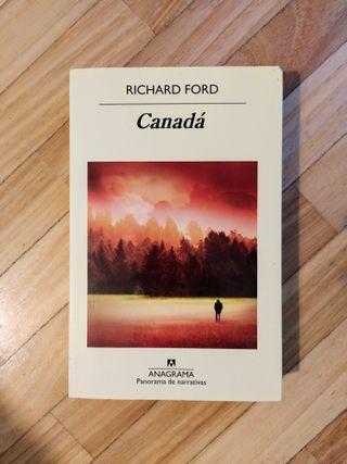 Canadá de Richard Ford