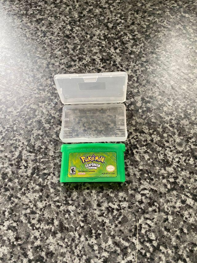 Pokemon Leaf Green Cartridge only