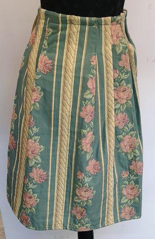 Falda Estampada Medieval Infantil
