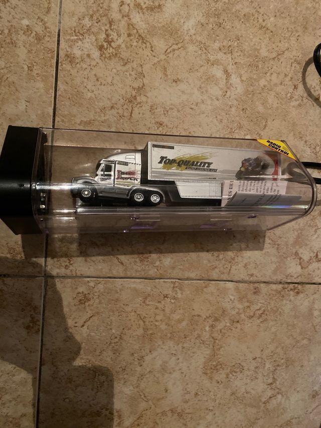 Mini camión radio control