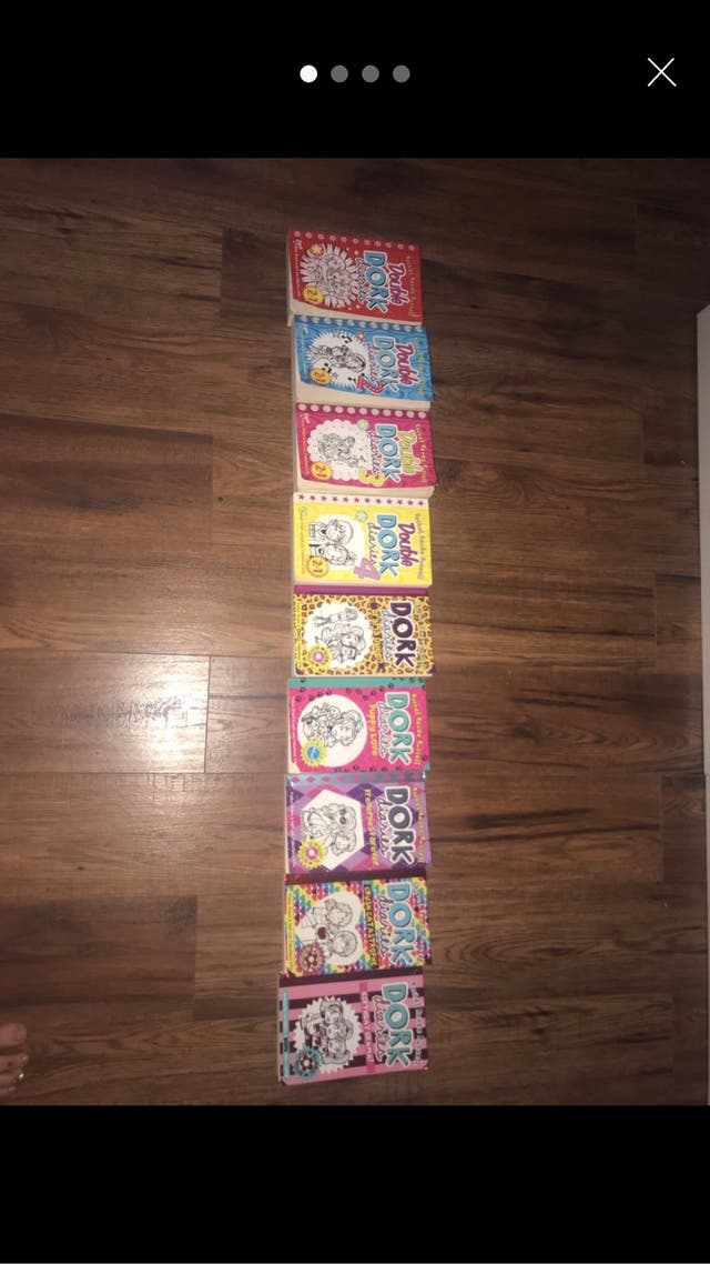 Dork diaries collection: 1 to 13