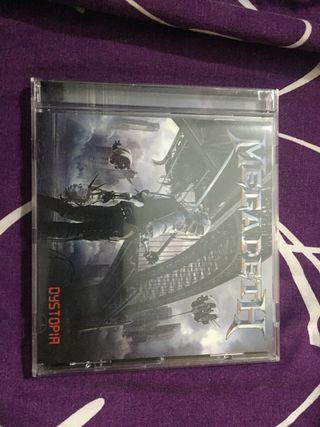 Dystopia -Megadeth