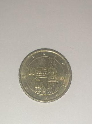 10 céntimo Austria 2017